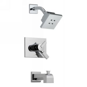 Delta Faucet T17453 H2O Vero Monitor 17 Series Tub & Shower Trim