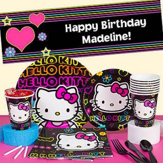 Hello Kitty Tween Deluxe Party Pack