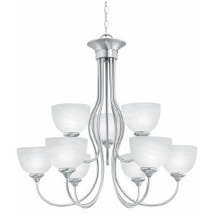 Thomas Lighting THO SL801678 Tahoe Chandelier 9x60W