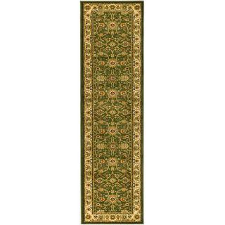 Lyndhurst Collection Majestic Sage/ Ivory Runner (23 X 6)