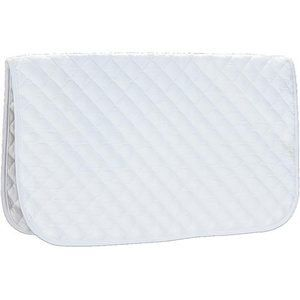 Classic Equine Baby Saddle Pads   Pack Of 3 White