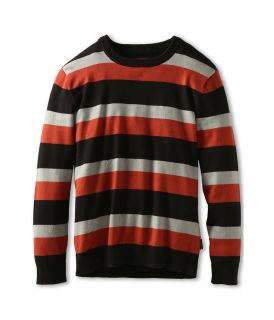 Quiksilver Kids Hunting Waves Sweater Boys Sweater (Black)