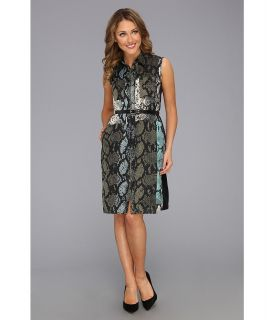 Kenneth Cole New York Toriana Dress Womens Dress (Multi)