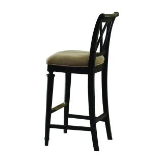 American Drew Camden Black Bar Stools   Set of 2   ADL4342