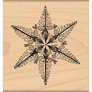 Penny Black Mounted Rubber Stamp 2.75x2.75 guiding Light