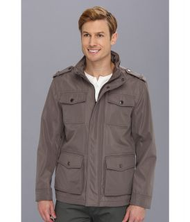 Kenneth Cole Reaction Field Jacket Mens Coat (Tan)