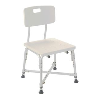 Heavy Duty Bariatric Bath Bench With Back