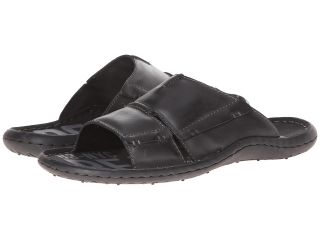Kenneth Cole Reaction Light The Flare Mens Sandals (Black)