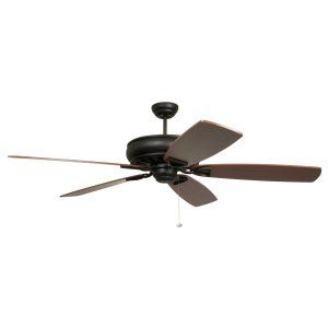 Ellington Fans ELF SUA62ABZ5 Supreme Air 62 Ceiling Fan