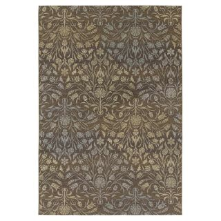 Couristan Dolce Coppola Indoor / Outdoor Rug Multicolor   40440314710109T, 7.83