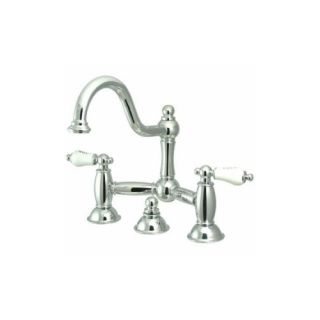 Elements of Design ES3911PL Chicago Two Handle Lavatory Faucet