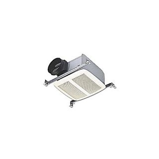 Nutone QTXEN080 Bathroom Fan, 80 CFM Ultra Silent Series, Energy Star Rated for 6 Duct