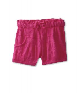 United Colors of Benetton Kids Girls Soft Cotton Short Girls Shorts (Pink)