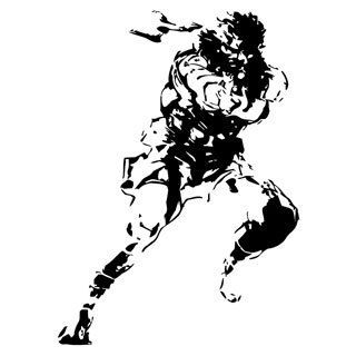 Ninja Warrior Speed Wall Art Decal (BlackEasy to apply with instructions includedDimensions 22 inches wide x 35 inches long )