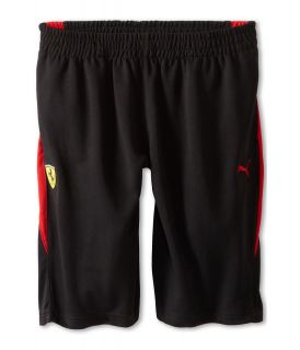 Puma Kids Ferrari Short Boys Shorts (Black)