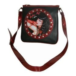 Womens Bettie Page Signature Product Bettie Page??? Bag Vixen1011 Black