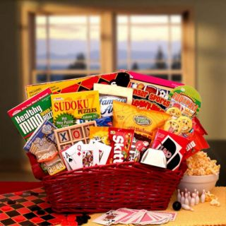 Fun & Games Gift Basket Multicolor   820592