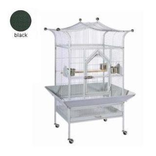 Black Royalty Bird Cage
