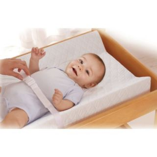 Basic Comfort Changing Pad   White