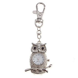 Owl Watch Feature Metal USB Flash Drive 8G