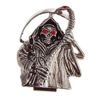 Death Feature Metal USB Flash Drive 16G