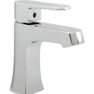 Aquabrass AB 81214 PC Universal Zoon Single Hole Lavatory Faucet