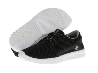 etnies Kids Scout Boys Shoes (Black)