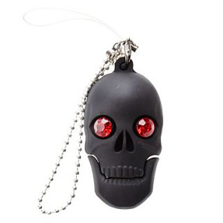 8GB Shining Skull USB 2.0 Flash Drive