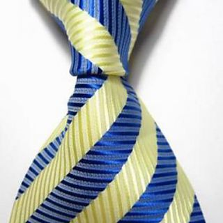 Mans Fashion Stylish Classic Silk Necktie