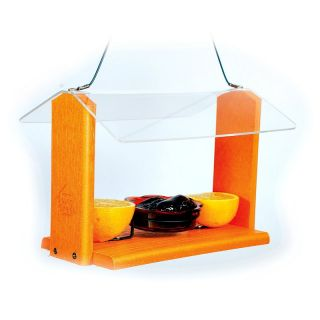 Going Green Recycled Plastic Oriole Bird Feeder   NAGG01
