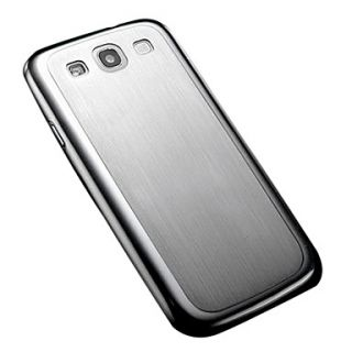 Luxury Thin Brushed Aluminum Case for Samsung Galaxy S3 I9300