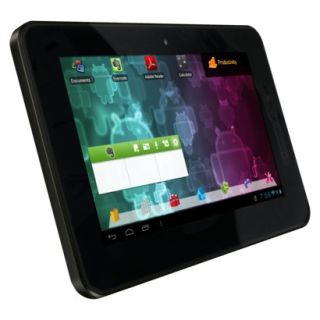 Visual Land Connect 7 Android Tablet (VL879 8GB BLK ICS) with 8GB Internal