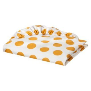 Hot Air Balloon Fitted Crib Sheet