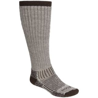 Woolrich Big Woolly Socks   Merino Wool (For Men)   DARK DENIM (M/L )