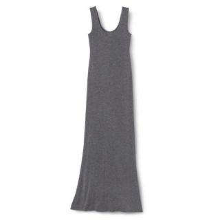 Merona Petites Sleeveless Maxi Dress   Gray SP