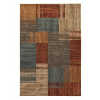 American Craftsman Madison Quarter Horse Area Rug Multicolor   9591 85006
