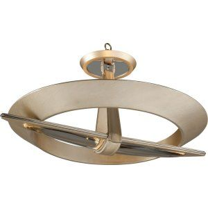 Corbett Lighting COR 171 36 Sublime 6 Light Ceiling Semi Flush